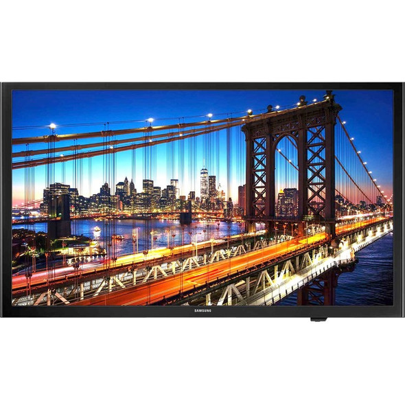 "Samsung 693 HG32NF693GF 32"" Smart LED-LCD TV - HDTV - Black - HG32NF693GFXZA"