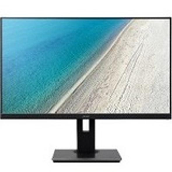"""Acer B277K 27"""" 4K UHD LED LCD Monitor - 16:9 - Black - UM.HB7AA.005"""