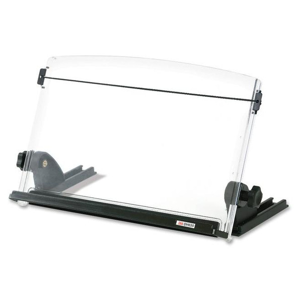3M In-Line Adjustable Compact Document Holder - DH630