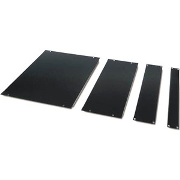"APC Blanking Panel Kit 19"" Black - AR8101BLK"