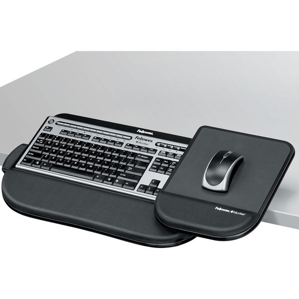 Fellowes Tilt 'n Slide Pro Keyboard Manager - 8060201