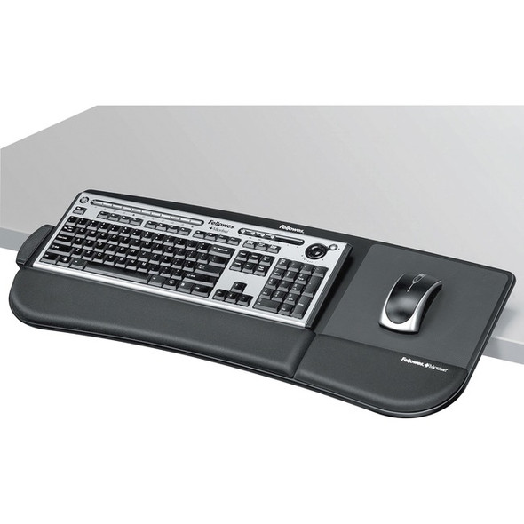 Fellowes Tilt 'n Slide Keyboard Manager - 8060101