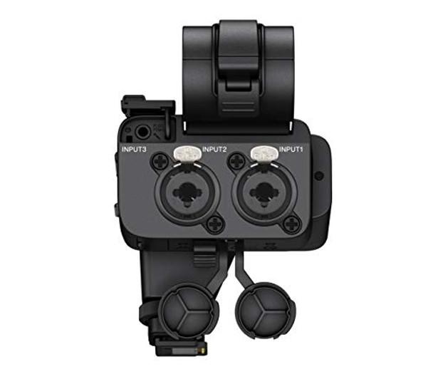Sony XLR-K3M - Microphone - for Handycam FDR-AX43, AX45, AX60, XDCAM PXW-FX9V, FX9VK, a6400, a7 III, a7R IV, a9 II