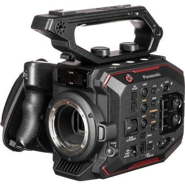 Panasonic AU-EVA1 5.7K Super 35mm Cinema Camera
