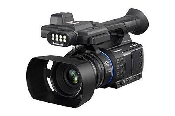 """Panasonic AG-AC30PJ Full HD Camcorder with 3"""" Touch LCD and 20x Optical Zoom (International Version)"""