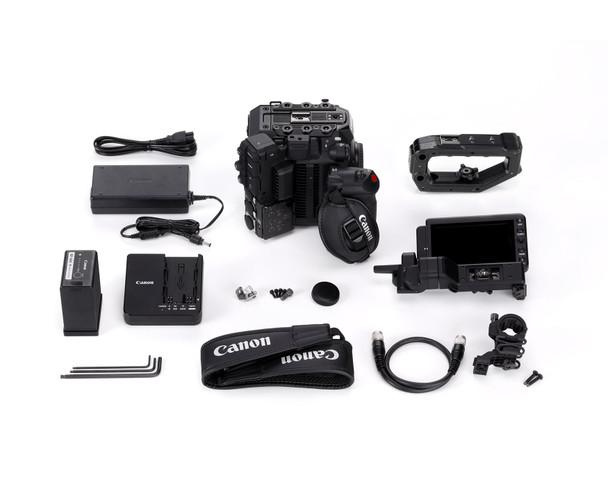 Canon Cinema EOS C500 MK II Camera (Body Kit)