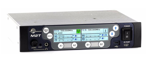 Lectrosonics Digital IEM/IFB Wireless Transmitter
