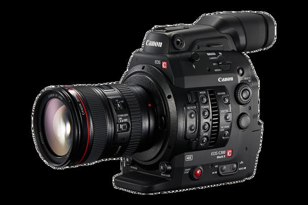 Canon EOS C300MKII Digital Cinema Camera Zacuto Z-Finder Kit