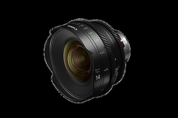 Canon SUMIRE PRIME CN-E14mm T3.1 FP X (PL Mount) Lens