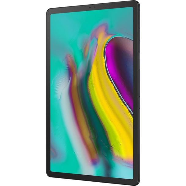 """Samsung Galaxy Tab S5e SM-T720 Tablet - 10.5"""" - 4 GB RAM - 128 GB Storage - Android 9.0 Pie - Black - SM-T720NZKLXAR"""