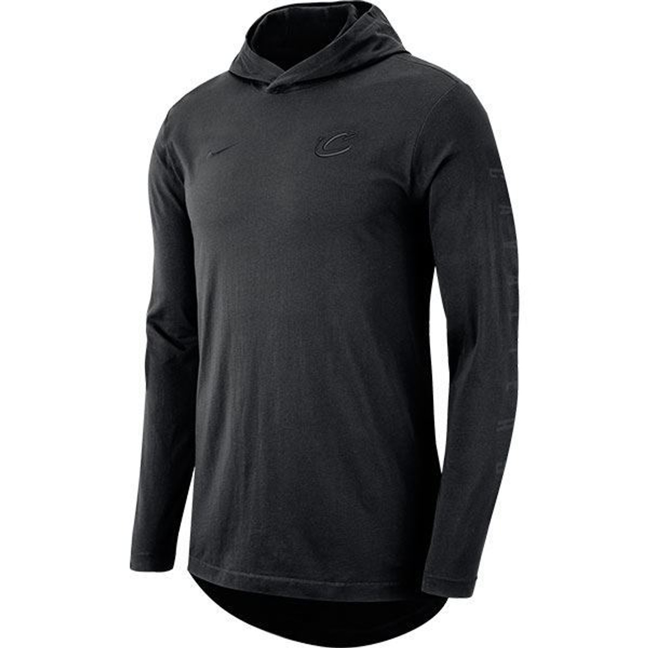 outlet on sale reputable site promo codes Nike Black Courtside Lightweight Hoodie