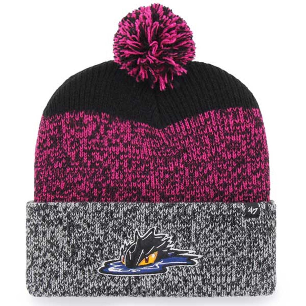 Pink Power Knit Hat  aeddb9809f92