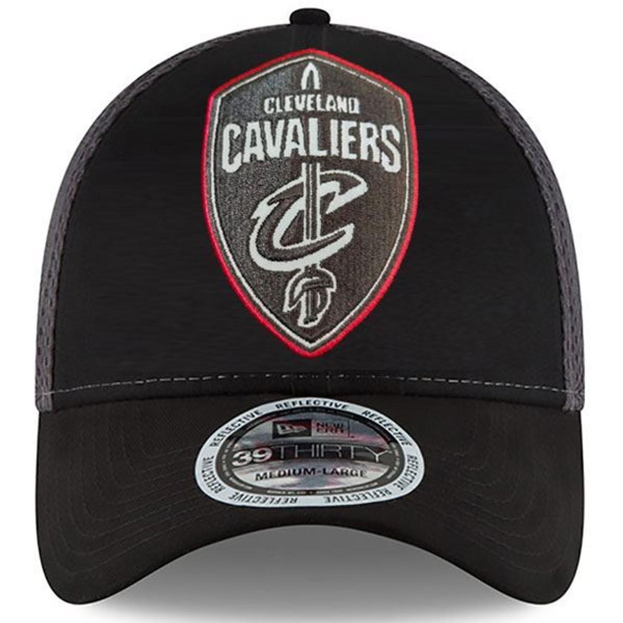 cc79a9d5724 Cavs Megaflect Global Flex Hat - Cleveland Cavaliers