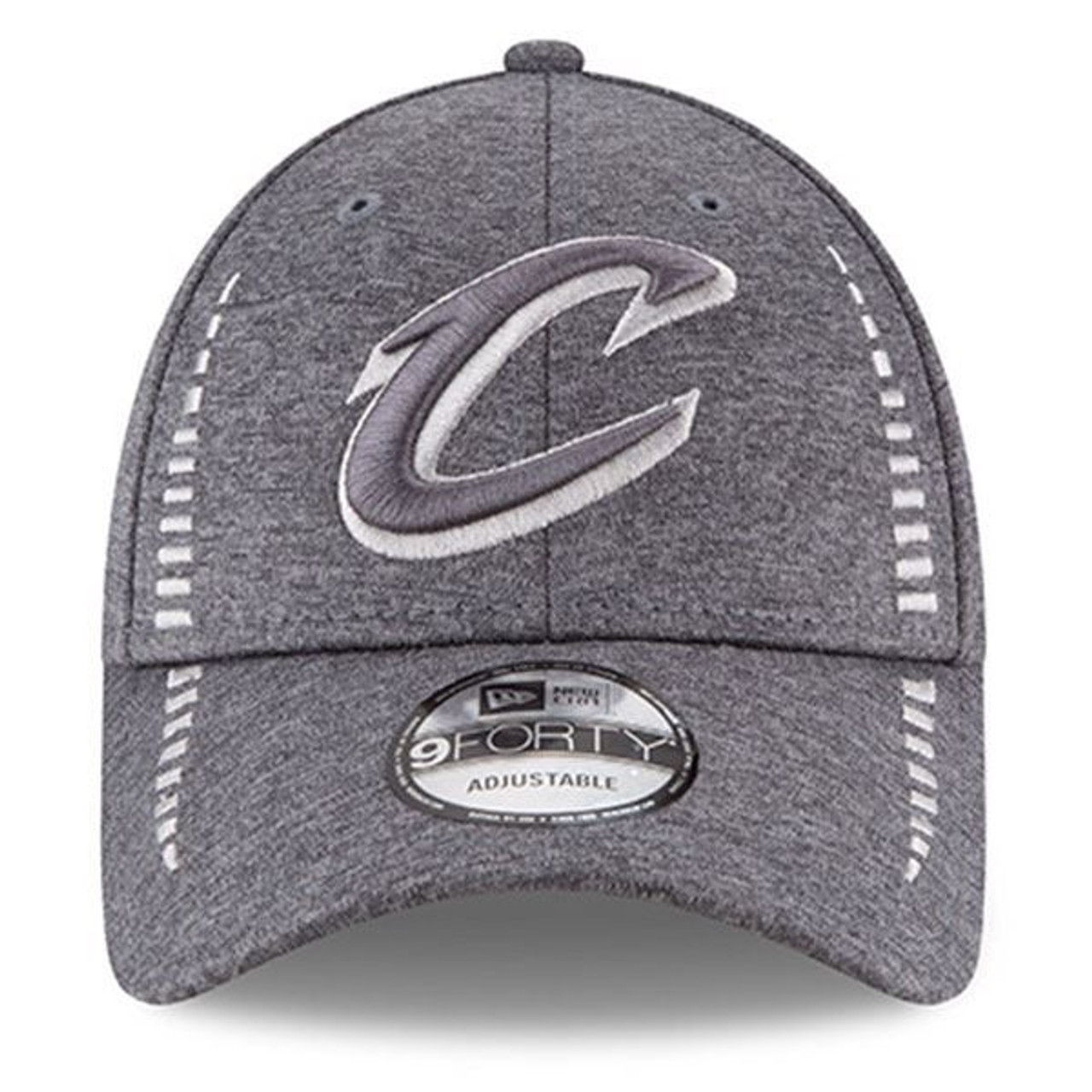 ca94cd4c0460a Cavs Gray NE Speed Adjustable - Cleveland Cavaliers