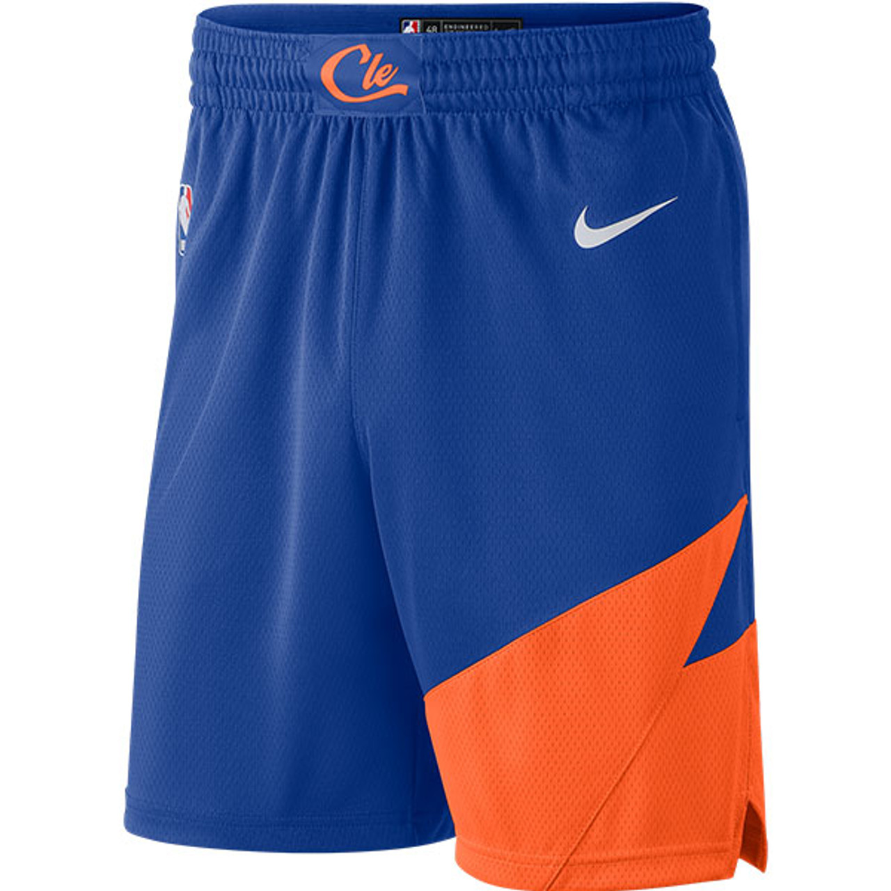 quality design e95f5 a6484 Cleveland City Edition Swingman Shorts