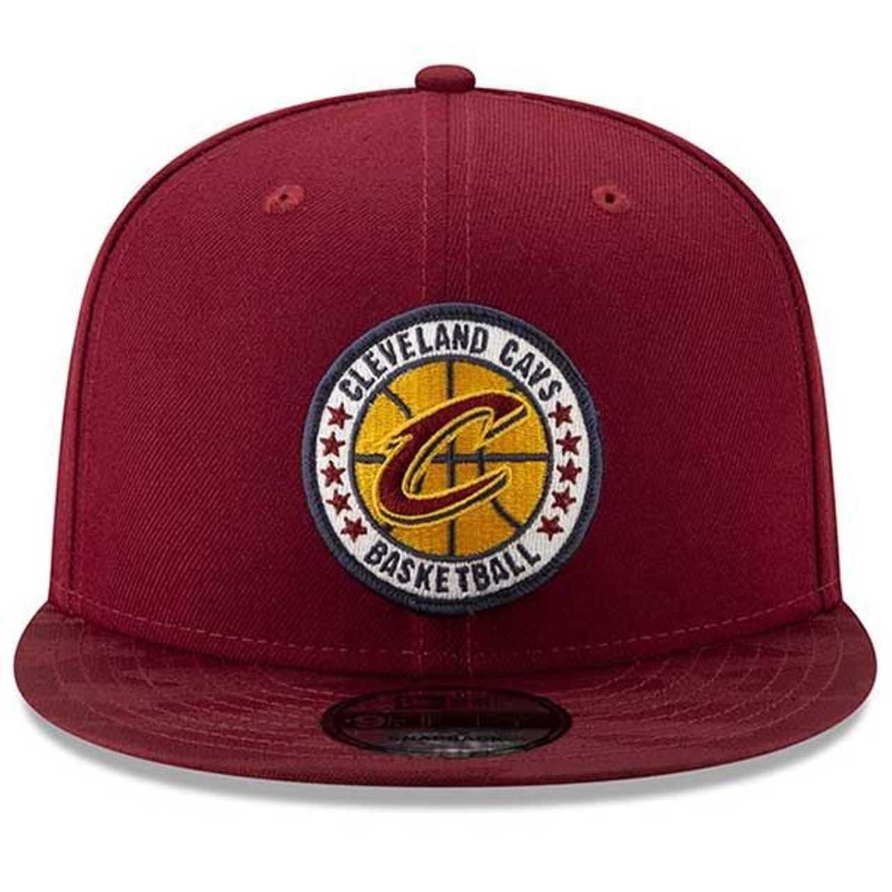 1ab68065319 Cavs Tip Off Wine Camo Snap - Cleveland Cavaliers