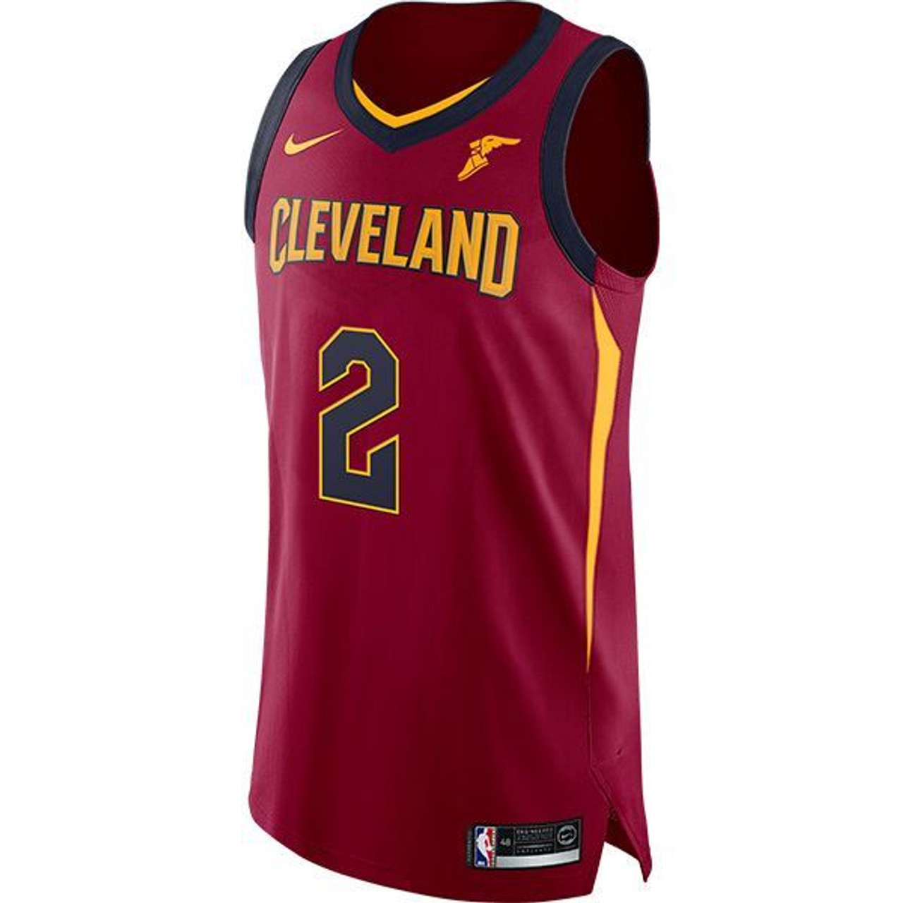 [WINE] Collin Sexton Authentic Jersey with Wingfoot