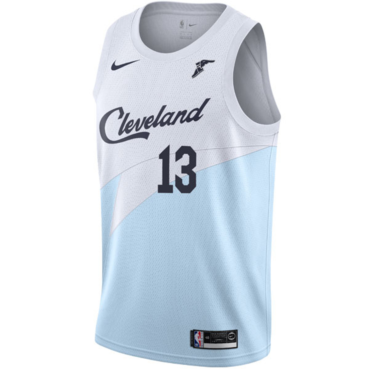 8cddcd07f5b  ICE   13 Tristan Thompson Earned Jersey with Wingfoot