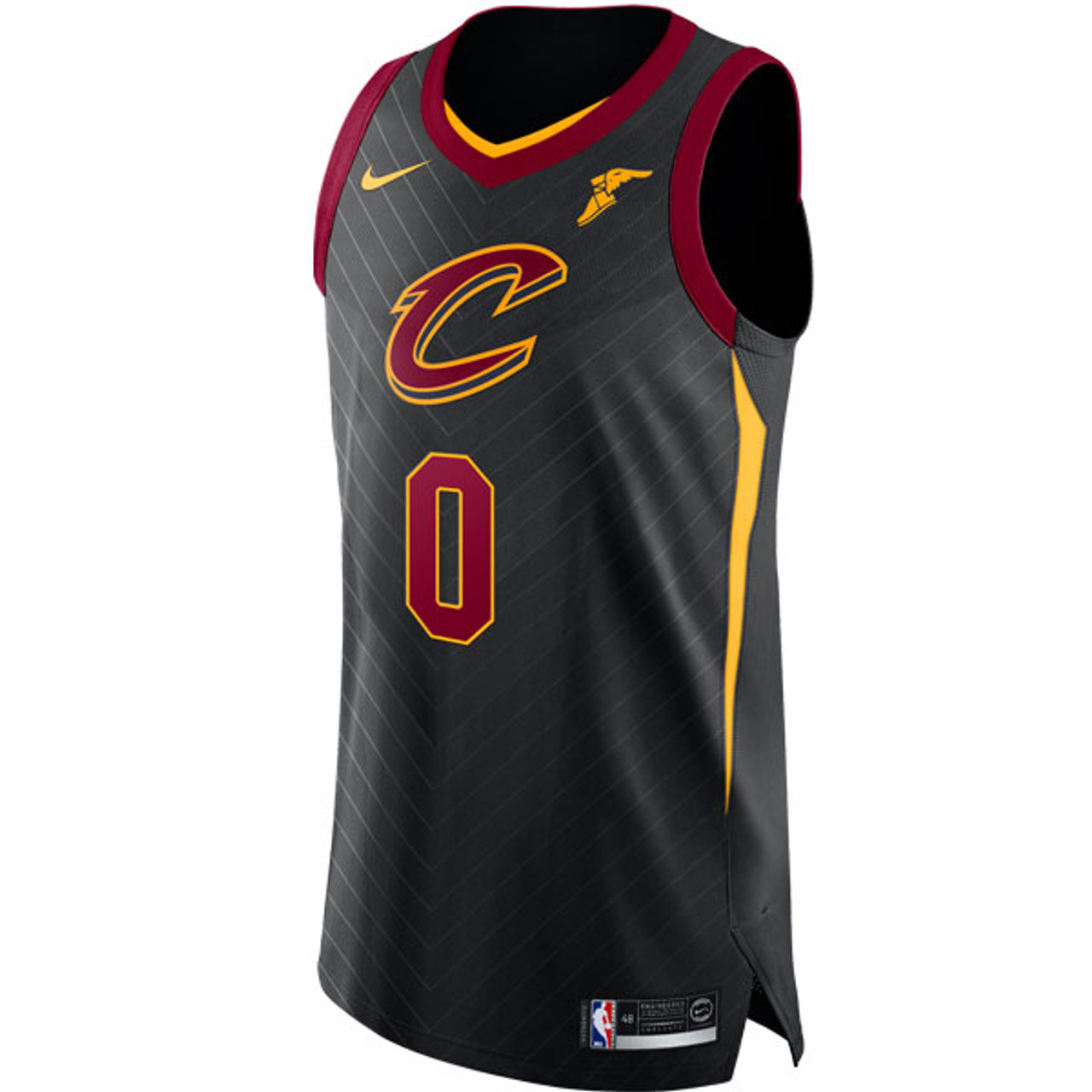 8e10cf3ec32b Kevin Love Statement Edition Authentic Jersey with Goodyear Wingfoot