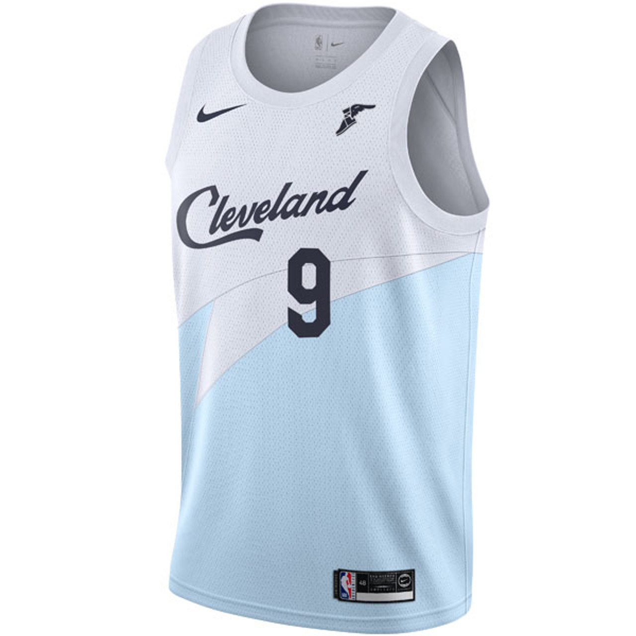 ICE   9 Channing Frye Earned Jersey with Wingfoot  15d3fca8b