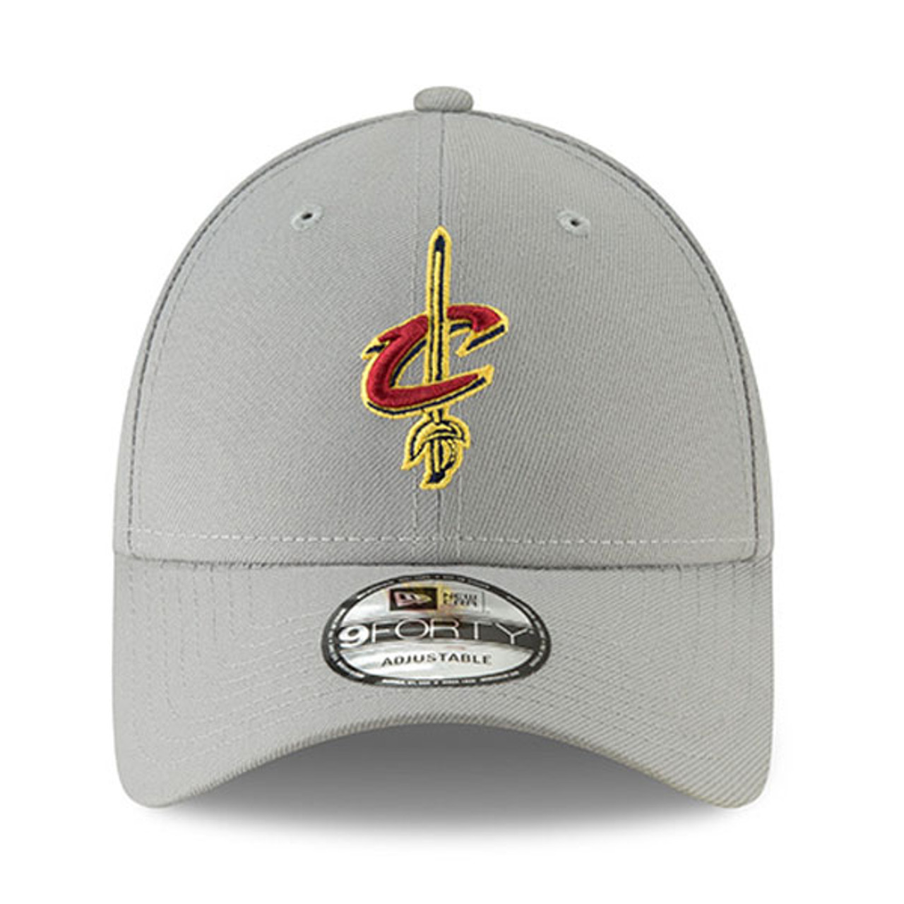 135d9308137 Gray Free Throw Adjustable Cap by New Era