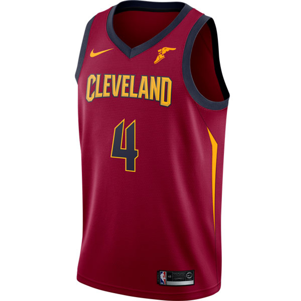 newest collection 9310b 673b5 [WINE] Kevin Porter Jr. Jersey with Wingfoot