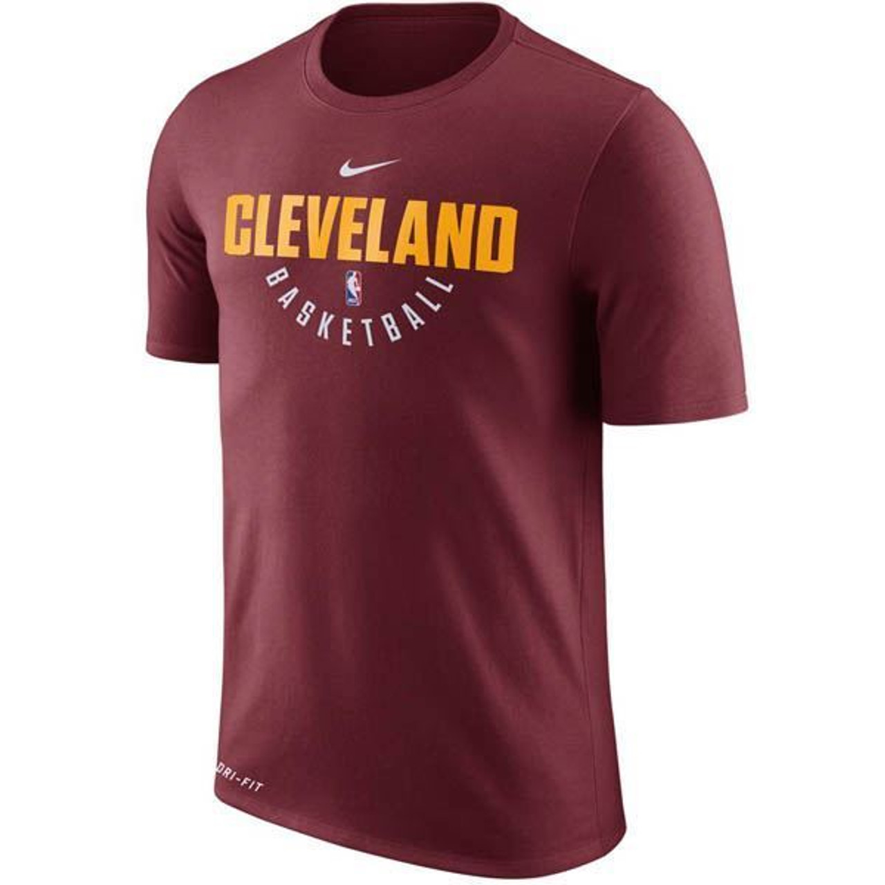 12cd3a57989a  2 COLORS  Nike Practice Tee - Cleveland Cavaliers