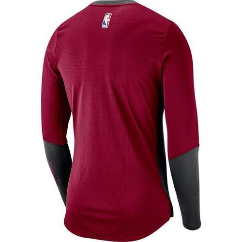 44a07b6688f Nike Long Sleeve Warm Up Tee - Cleveland Cavaliers