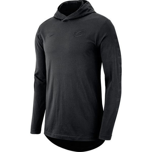 9d69e7081 Nike Black Courtside Lightweight Hoodie