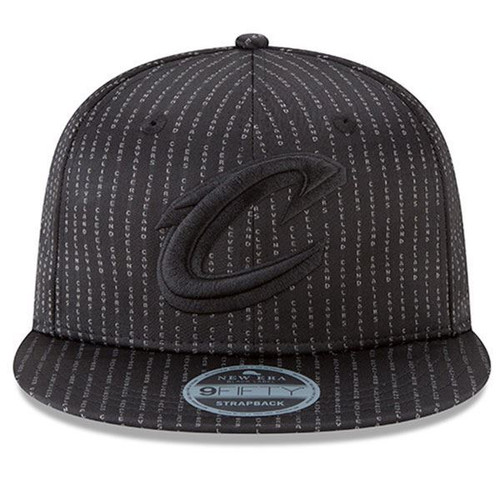 2ea5a044f5f Black Label Suited Strapback Cap