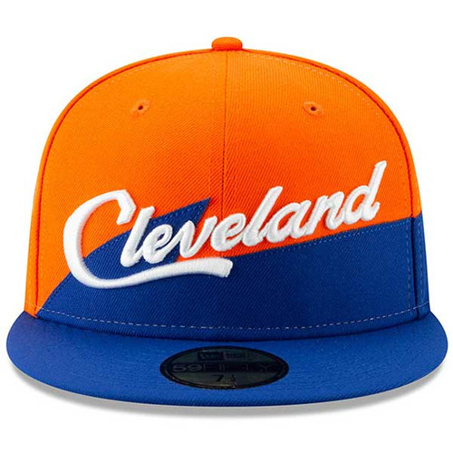 6b498c9c547 Cleveland City Edition Wave Fitted Cap