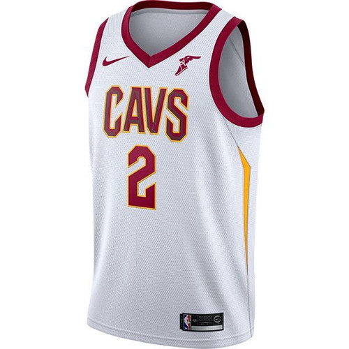 256724138c7  WHITE   2 Collin Sexton Jersey with Wingfoot