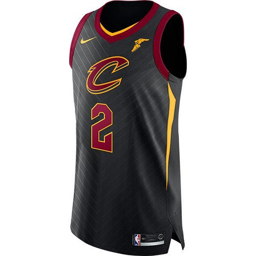 BLACK  Collin Sexton Authentic Jersey with Goodyear Wingfoot a15bfdbc5