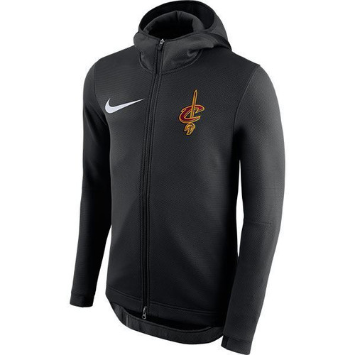 a14423a94936 Nike Black ThermaFlex Showtime Hoodie