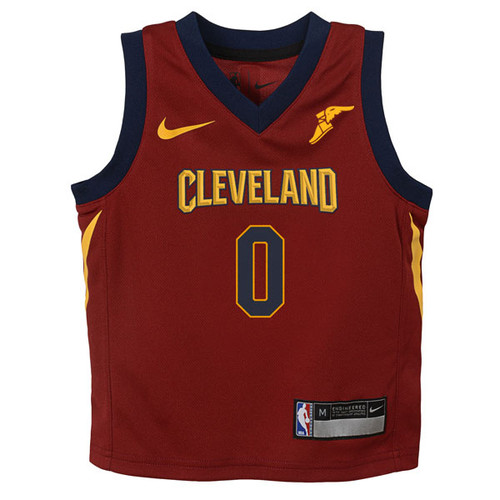 d7fe428a1 ... official toddler kevin love jersey with wingfoot wine icon edition  b040b 21a1f