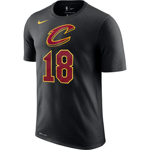 44b2b31350a Matthew Dellavedova Player Tee in Black by Nike