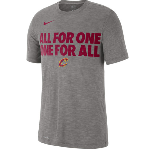 87ed72ecf Gray All For One Tee by Nike