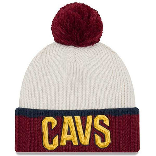 d39c7838a1b Cavs Pink Cuff Knit Beanie - Cleveland Cavaliers