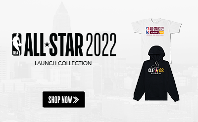 Gear up for the 2022 NBA All-Star Game in beautiful Cleveland, Ohio!