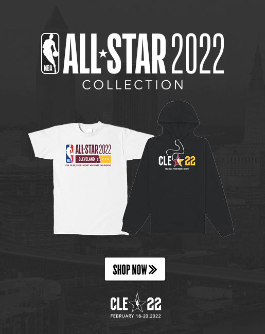 Gear up for the 2022 NBA All-Star Game in Cleveland, Ohio.