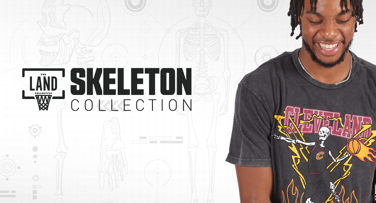 Shop the Skeleton Collection from The Land Collective now!