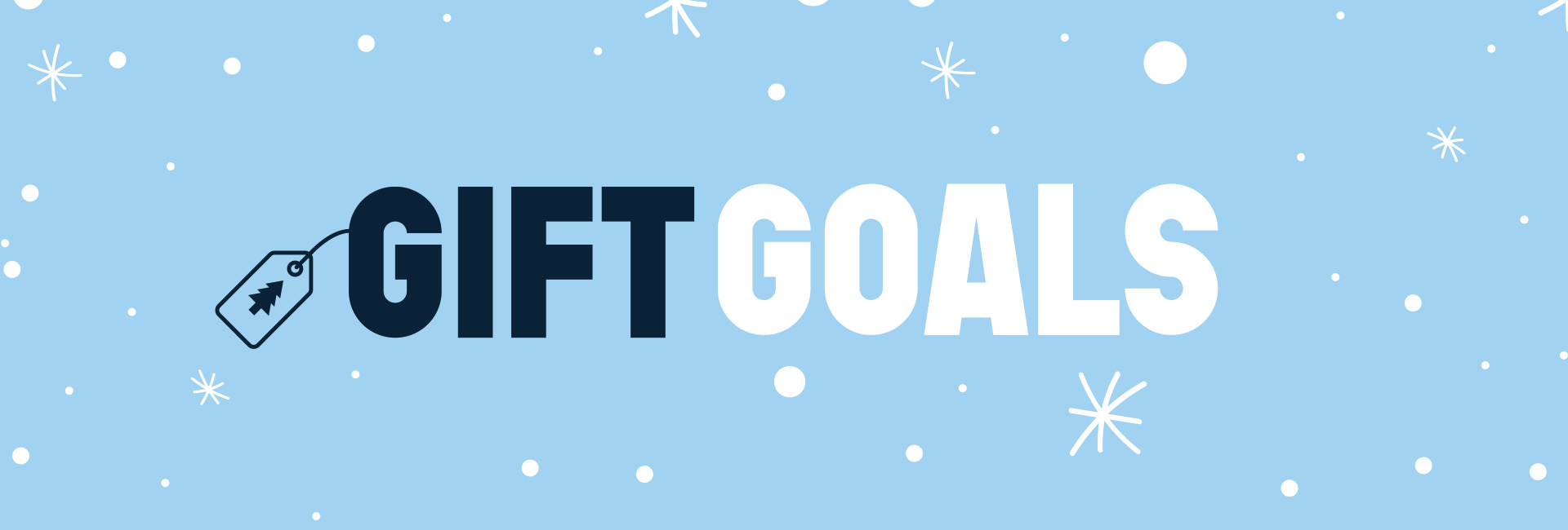 Cleveland Monsters Gift Goals Page Banner