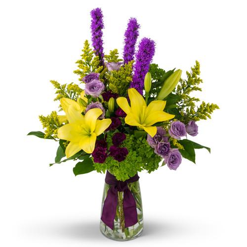 Vivid Memories Vase