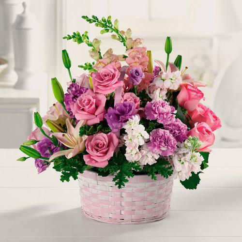 Basket Of Gladness