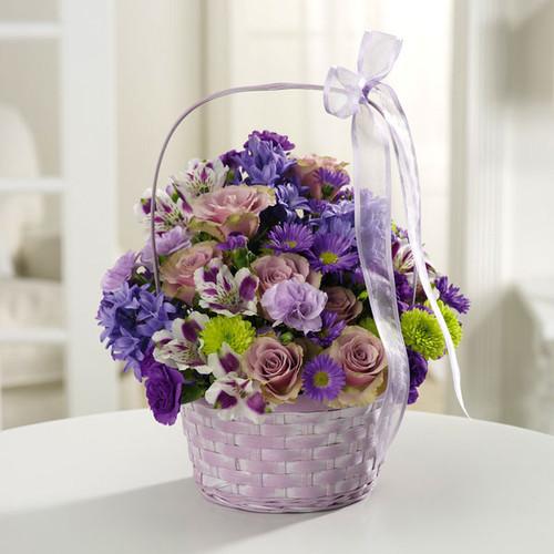 The Greeting Basket