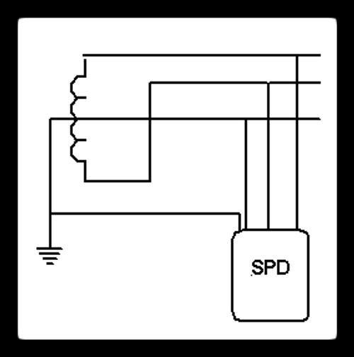 Spike Stopper Split Phase 120/240 (3 wire + ground)