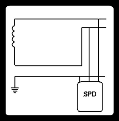 Spike Stopper Plus Three Phase 240 Delta (3 wire + ground)