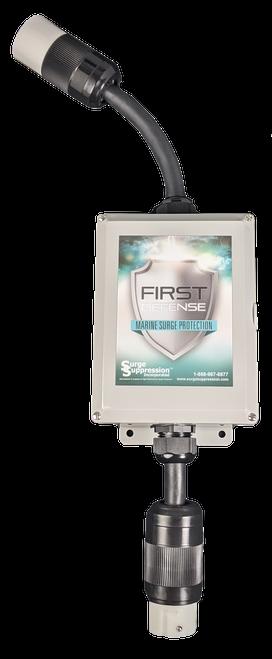 350 Series 50 Amp Plug-in Surge Protector