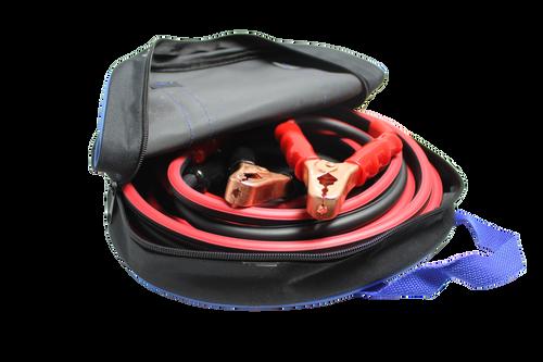 Premium 4GA Jumper Cables with case