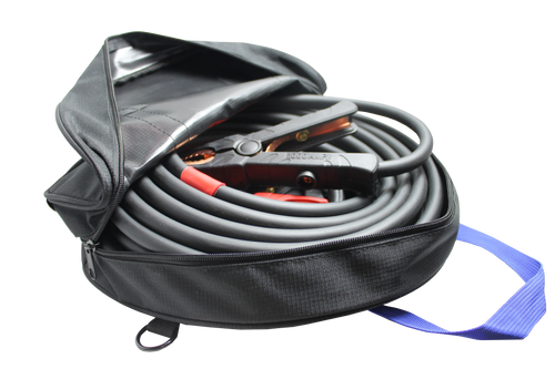 Polar Wire 1GA Jumper Cables with carrying case